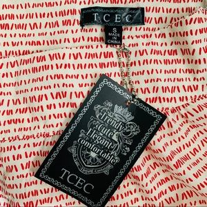 TCEC Shorts - NWT TCEC Boho Chic Shorts